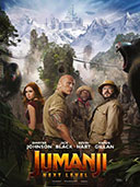 Movie Poster for: Jumanji: The Next Level