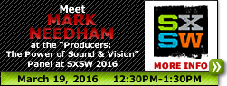 Meet Mark Needham at SXSW 2016